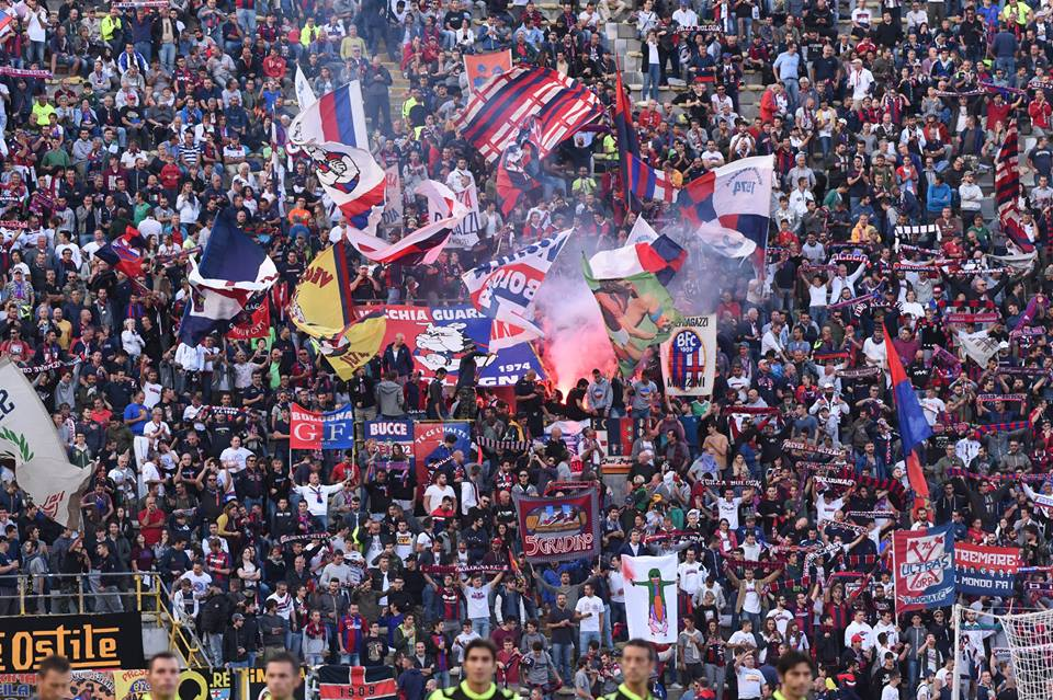 The Best of Bologna - Ontploffend stadion