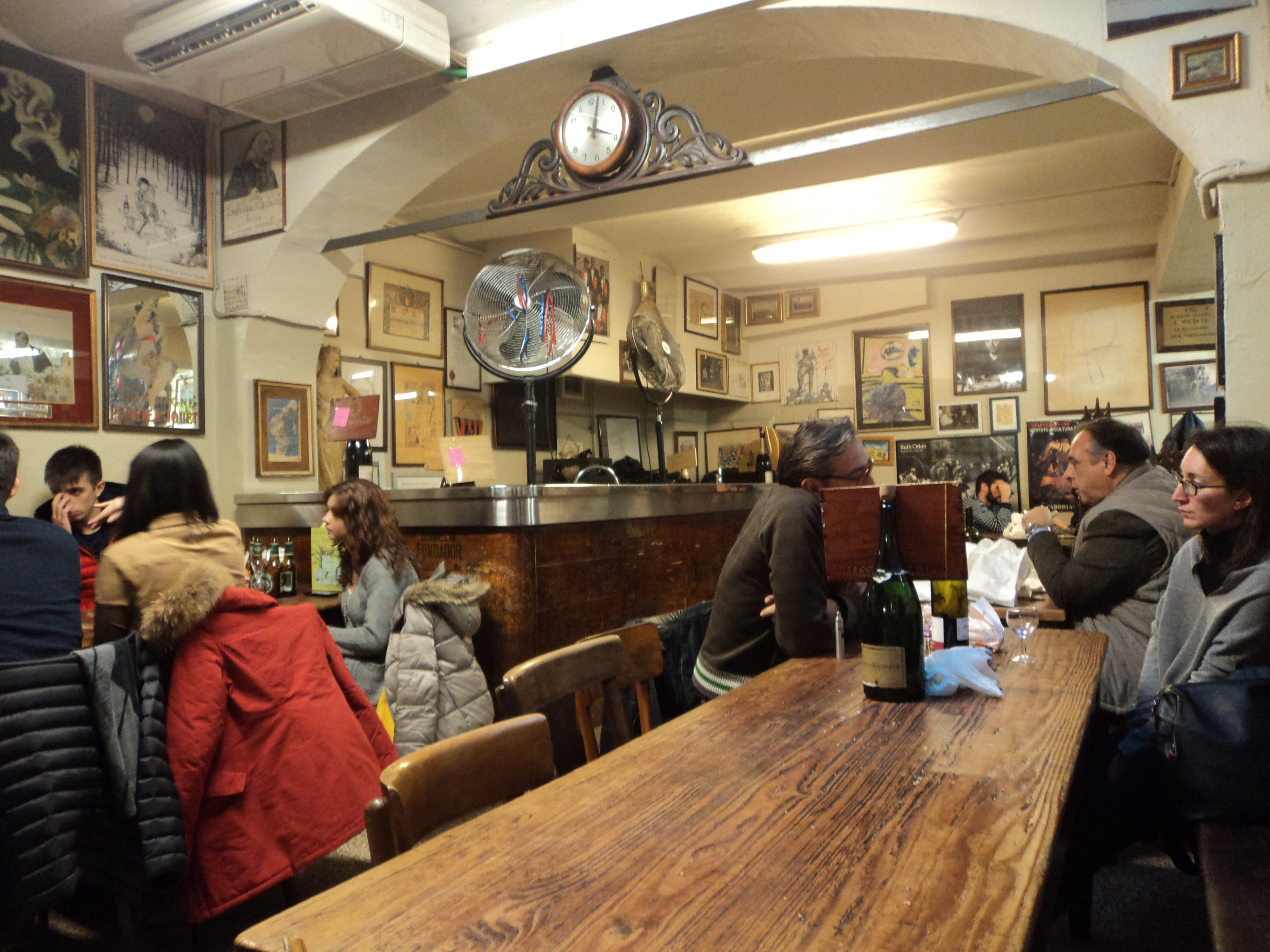The Best of Bologna Osteria del Sole