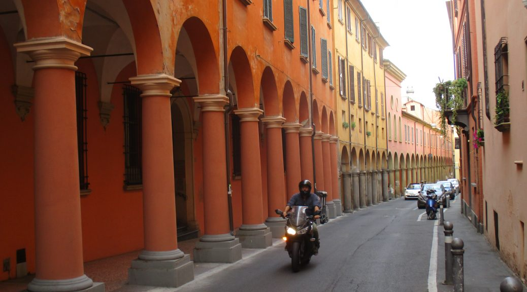 The Best of Bologna - portico's