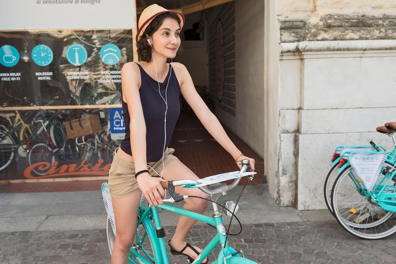 The Best of Bologna - Dansen tussen de fietsen
