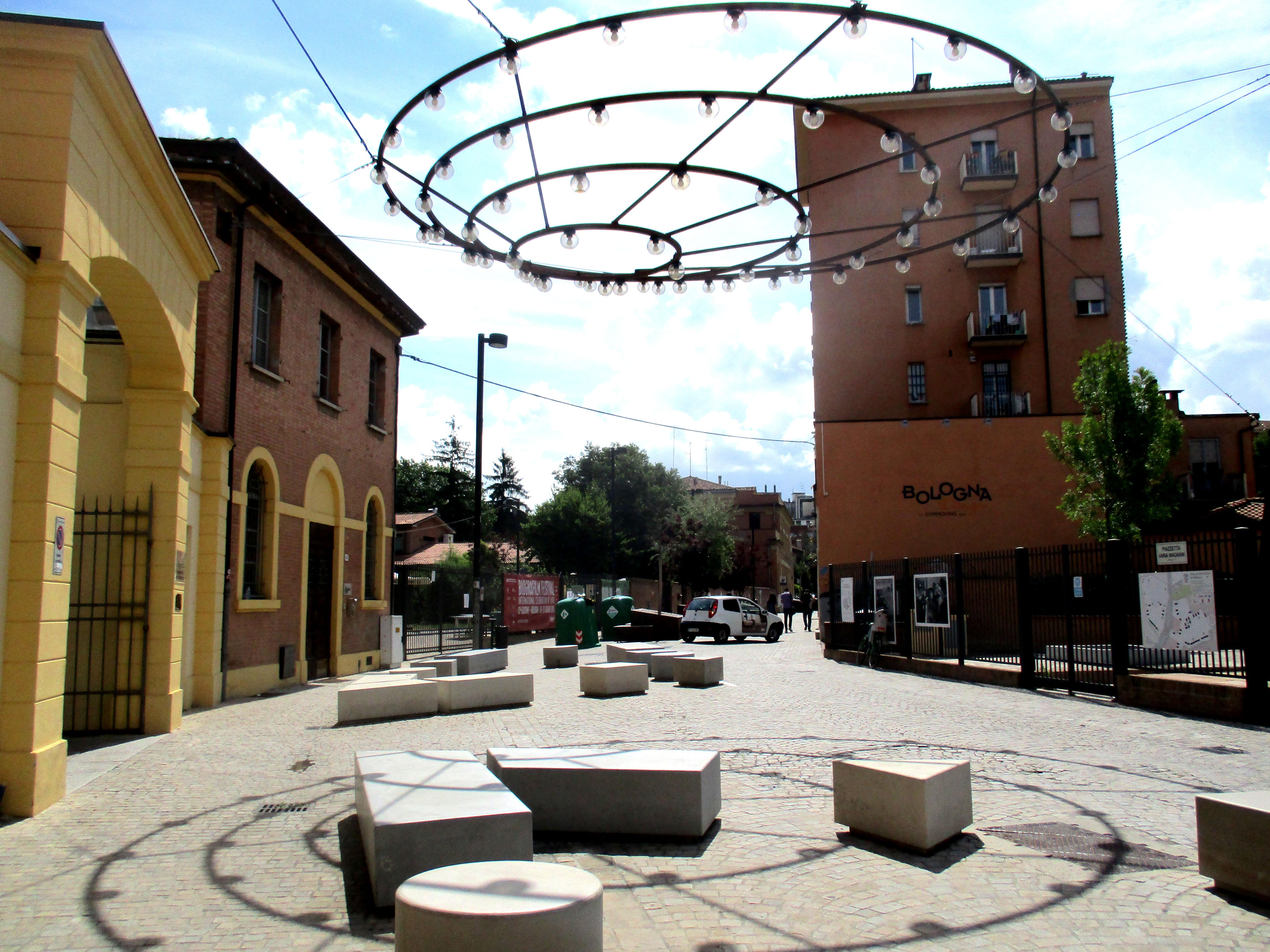 The Best of Bologna - Wandelen langs het water