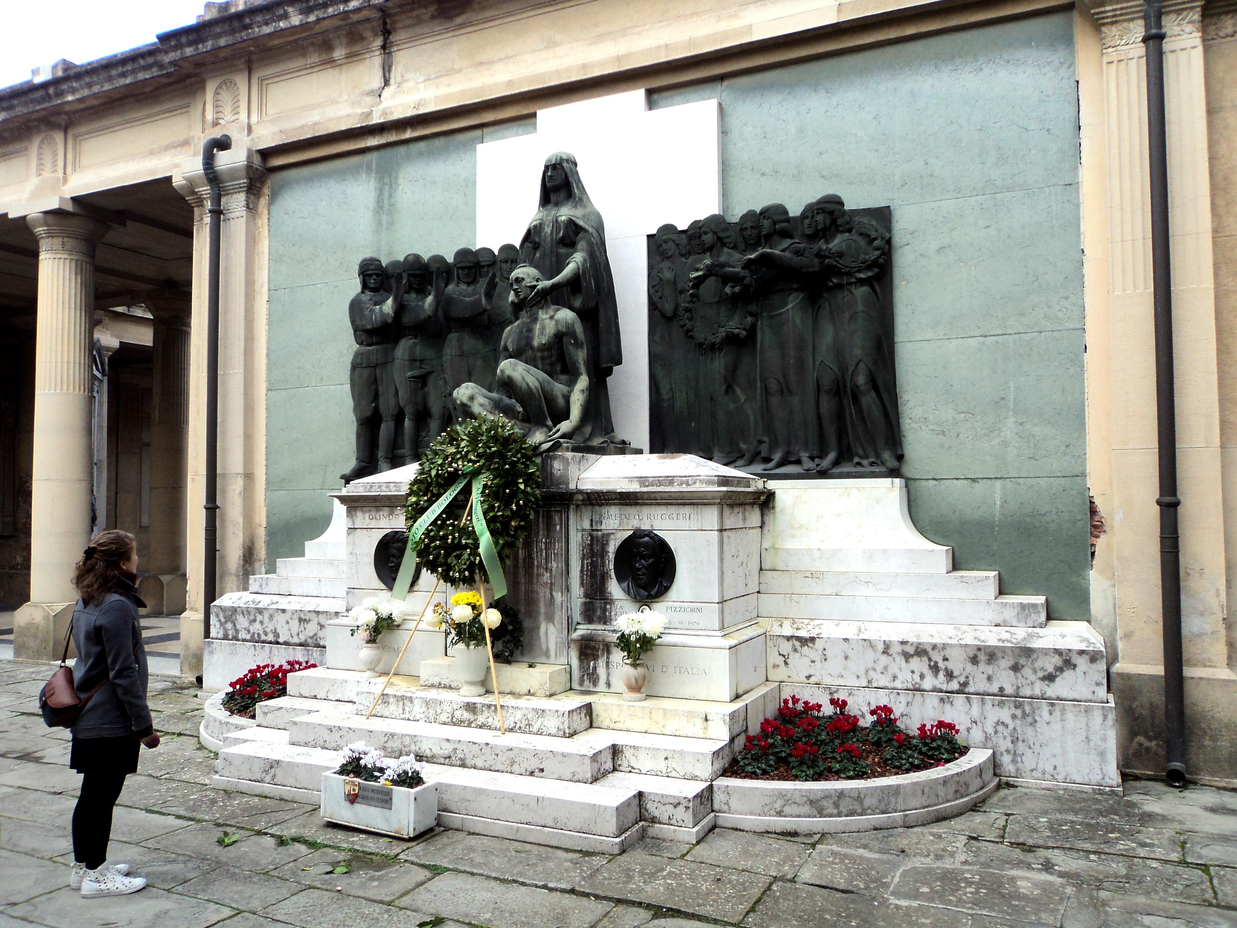 The Best of Bologna - Certosa Begraafplaats