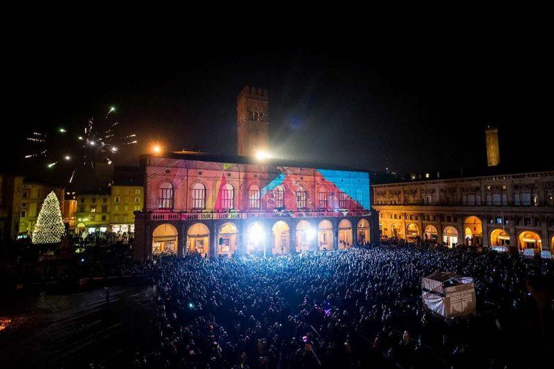The Best of Bologna - Capodanno op Piazza Maggiore
