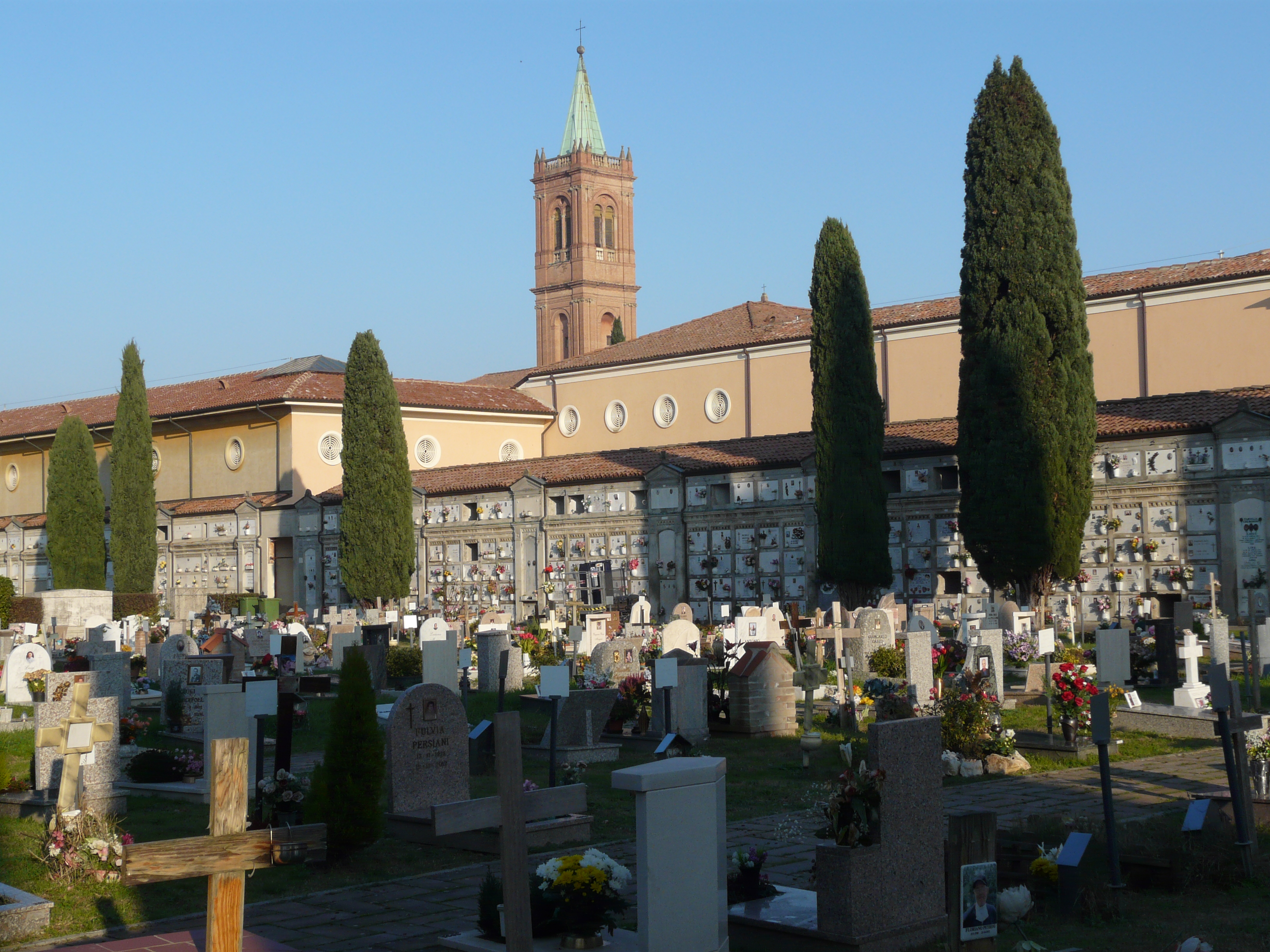 The Best of Bologna - Certosa
