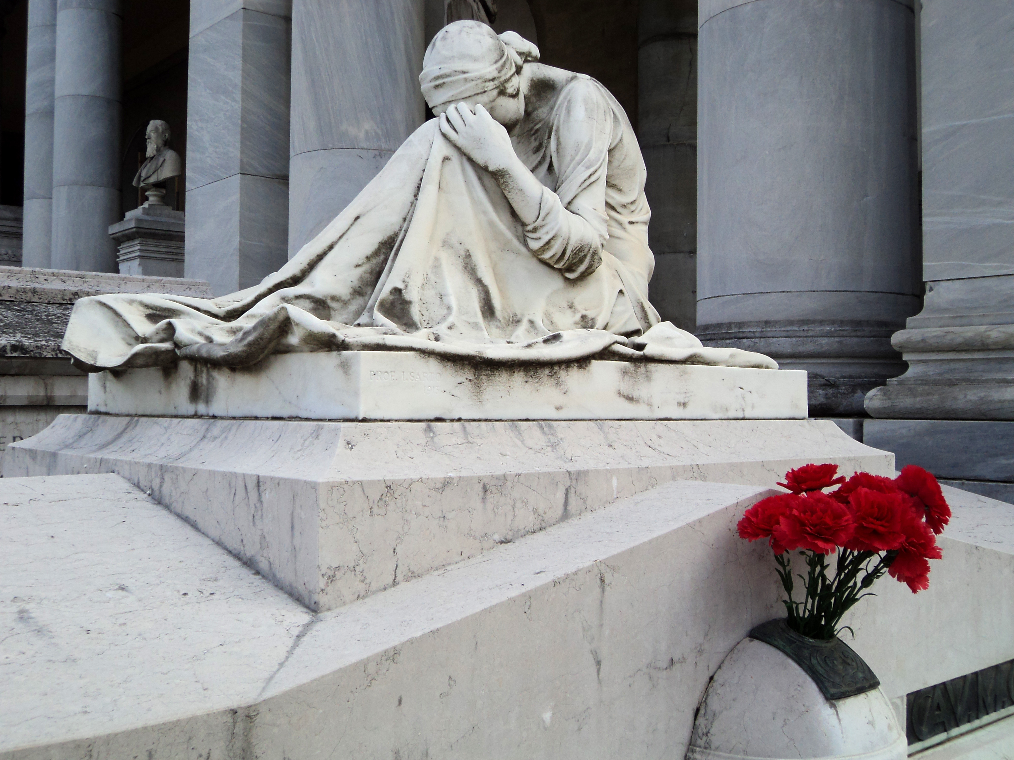 The Best of Bologna - begraafplaats Certosa