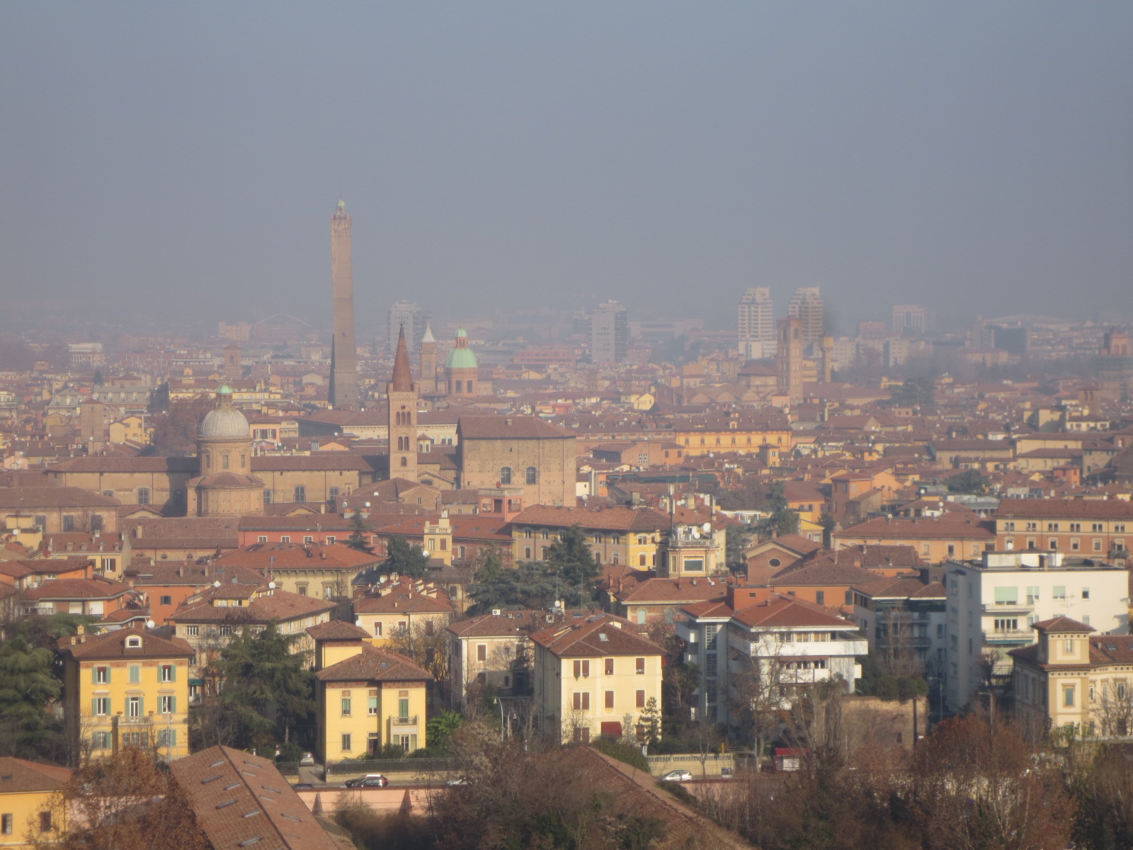 The Best of Bologna - skyline