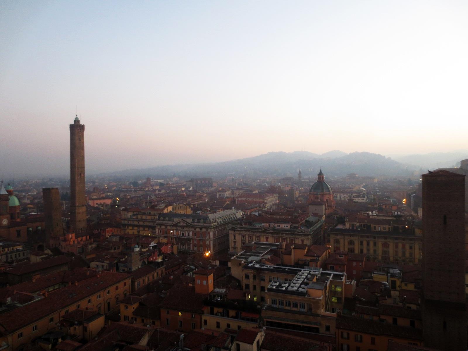 Bologna - bezienswaardigheden