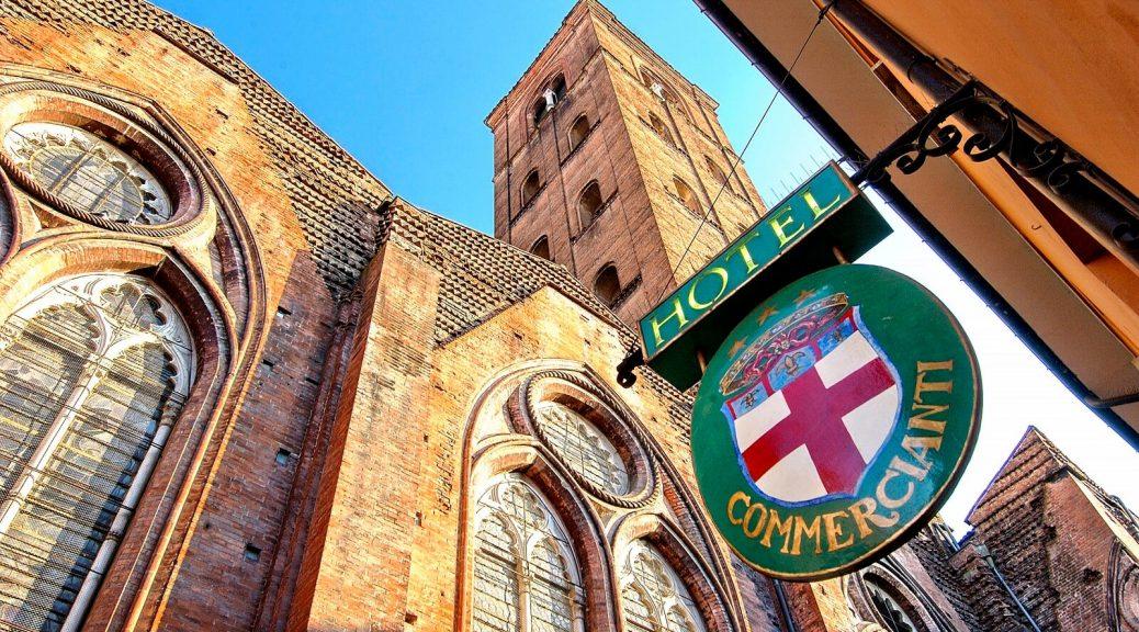 Slapen in Bologna Commercianti