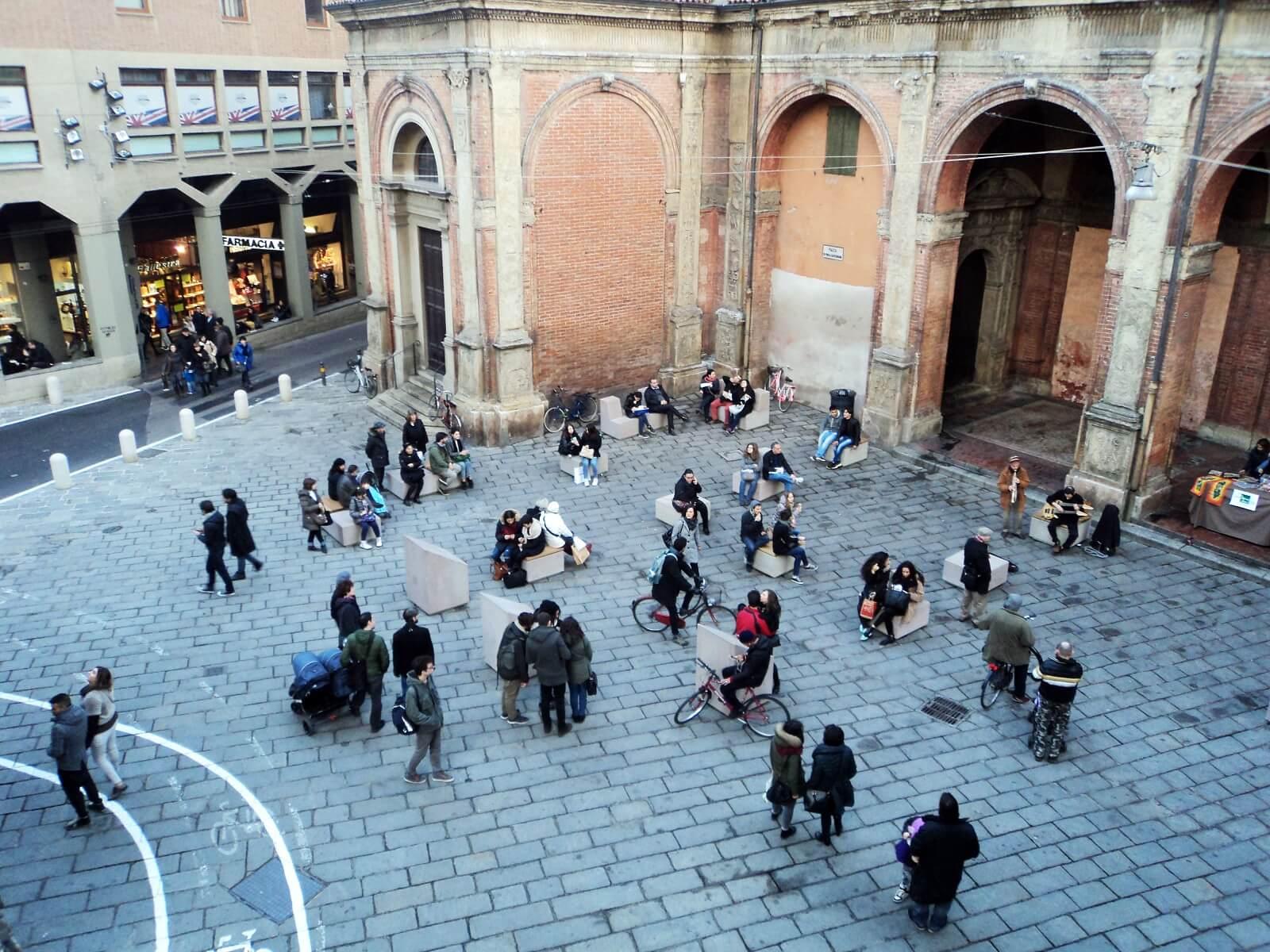 Bologna en haar torens - bezienswaardigheden