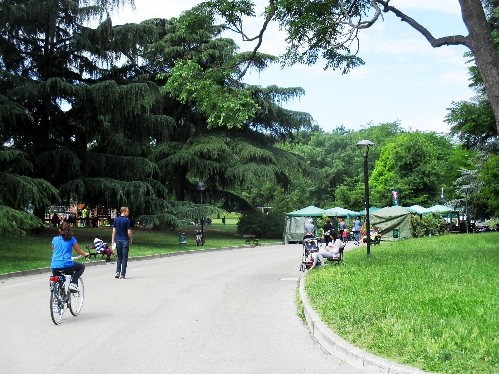 Te doen in Bologna: Giardini Margherita - stadspark