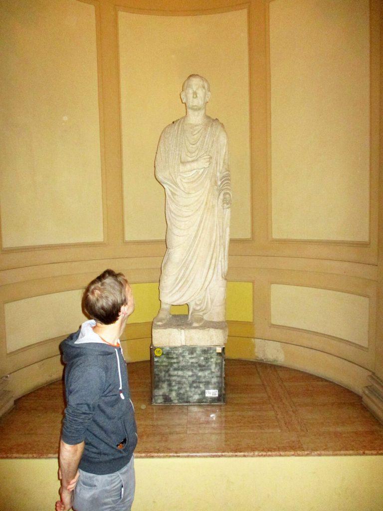 Romeins Bologna - Romeinen