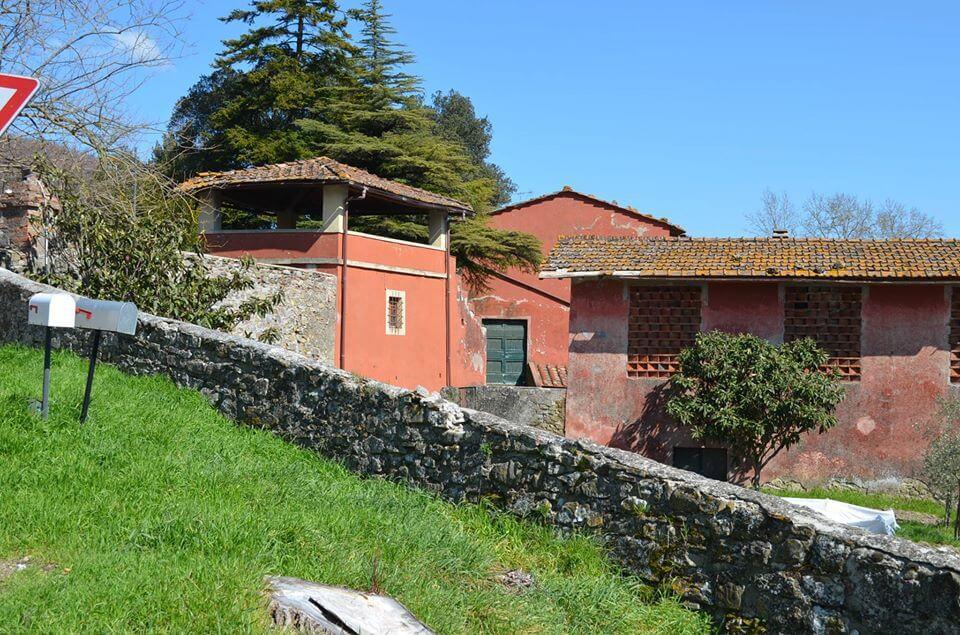 Dromerige tuin van Fattoria Tagliaferro