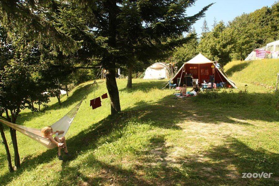 Familievakanties en wandelaars gaan prima samen op Camping la Futa